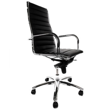 Awesome Adjustable Office Armchair TORINO (BLACK)