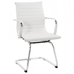 Designed WHITE office chair YOTTA