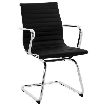 Designed BLACK office chair YOTTA