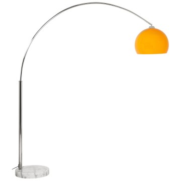 Arched ORANGE design lamp LOFT XL