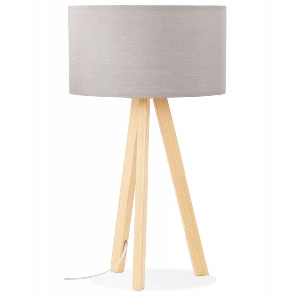 lampe a poser style naturel