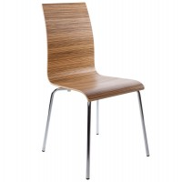 Multi-purpose chair with a sleek design CLASSIC (ZEBRA)