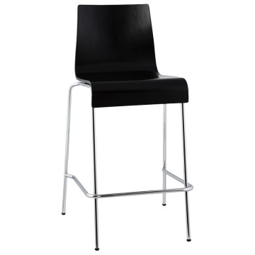 Stacking barstool small format version COBE (BLACK)