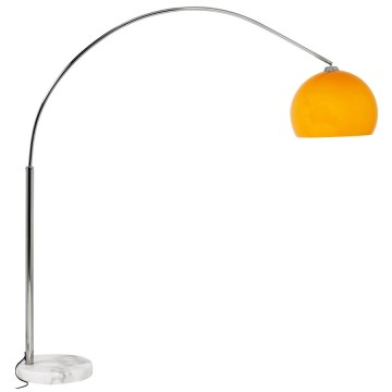 Lampe arquée design LOFT SMALL (ORANGE)