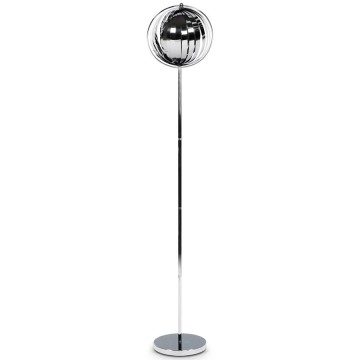 Lampadaire original et tendance NINA BIG (CHROME)