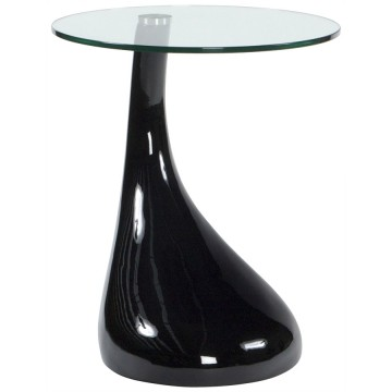 Design side table TEAR (BLACK)