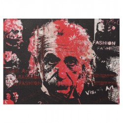 Printed canvas EINSTEIN