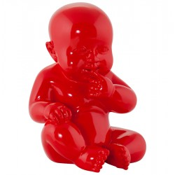 RED Baby statuette SWEETY
