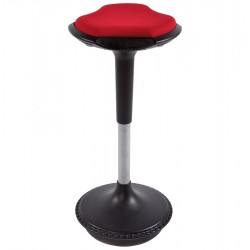Ergonomic RED stool AMA