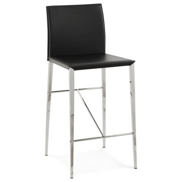 Strong and design bar stool DOLBY (BLACK)