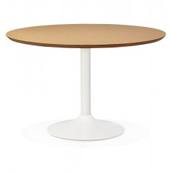 Multifunction round table BURO (NATURAL)