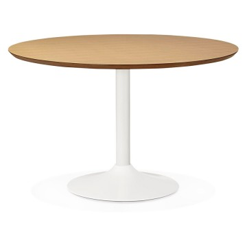 Table ronde NATUREL multifonction BURO