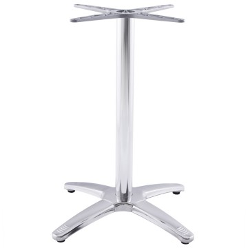 Chrome table stand VILA