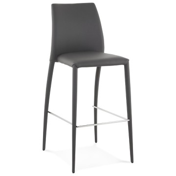 Elegant and comfortable bar stool BOVARY