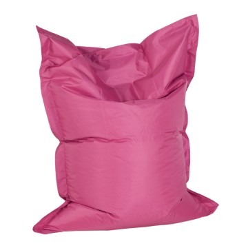 Pink beanbag with trendy chic design FAT