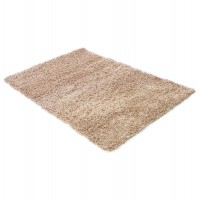 Tapis design 160 x 230 couleur marron COZY