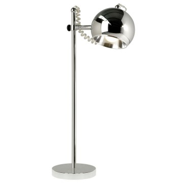 Lampe design CHROME orientable et réglable MOON