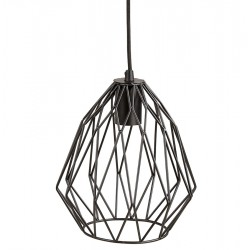 Industrial design BLACK lamp PARAL