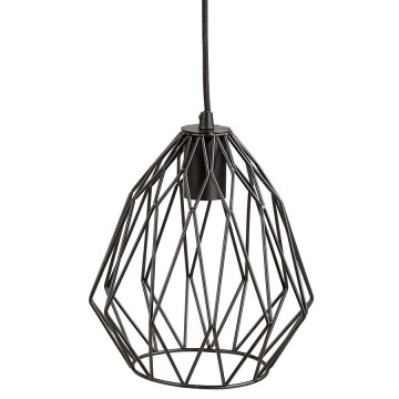 Industrial design lamp PARAL (BLACK)
