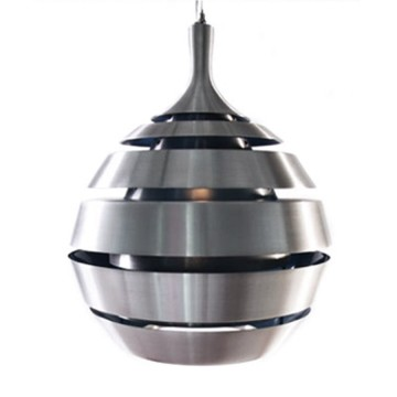 Suspension de lampe HALLEY (ARGENT)