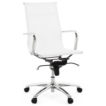 Designed WHITE Office Chair LIANA