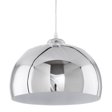 Design CHROME hanging lamp REFLEXIO