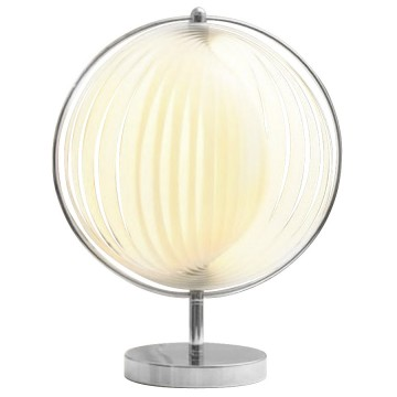 Jolie lampe d'appoint blanche NINA SMALL