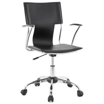 Design BLACK office chair OXFORD