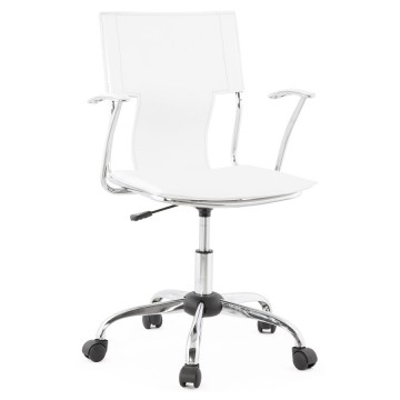 Design WHITE office chair OXFORD