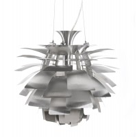 Superb suspended aluminum shade