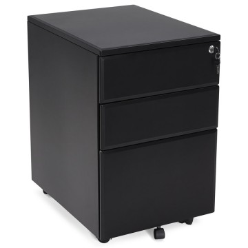 Black drawer box OFFICIO