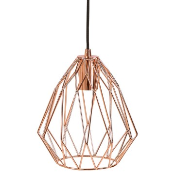 Industrial design COPPERY lamp PARAL