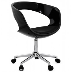 Black office chair comfortable and design FELIX